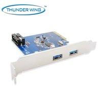 Wholesale PCI E TO USB3 card