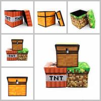 trap - Minecraf t Bins storage Box Receive Box Toys Gifts Trap Storage Box cm