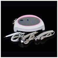 arm hand massage - 2 in spot mole Tattoo Removal Head Ultrasonic Massage Skin Care Machine