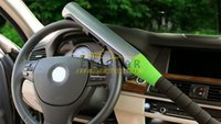 Wholesale Car Auto Genuine Steering Wheel Locks Baseball Bat Style Defense Security Brand New Good Quality