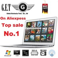 Wholesale New inch notebook computer Ultrabook laptop PC Highest resolution Windows8 Intel N2807 GB DDR3 HDD