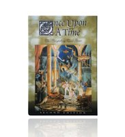 Wholesale english version once upon a time board game cards players story tell game