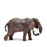 age elephant - Animal model simulation Shangzhi toys produced wild animal toys elephants export abroad