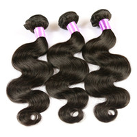 eurasian hair - No1 Selling A Grade Eurasian Filipino Peruvian Indian Malaysian Brazilian Virgin Hair Weaves Hair extension Body Wave Hair Weft