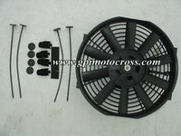 Wholesale high performance quot V UNIVERSAL SLIM ELECTRIC COOLING RADIATOR FAN kit