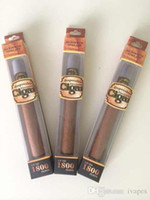 cigar - 2014 hot selling best buy O2O online e shop cigar hicig classic e cigar disposable with puffs