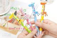 ball bookmark - CREATIVEBAR New Specials Cute Giraffe Ball Point Pen