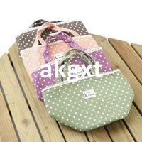 Wholesale Details about Thermal Insulated Cooler Lunch Tote Storage Bento Picnic Pouch Carry Bag G9 D504