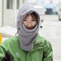 Wholesale New upgraded version Winter outdoor ski mask Mountain face mask Riding Warm ski scarf