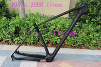 Road Bikes mtb - 142x12mm rear axle Newest china carbon MTB frame er carbon er mtb frame