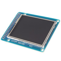 arduino display screen - 2 TFT LCD Display Touch Screen IC Module K Color x for Arduino DBP_103
