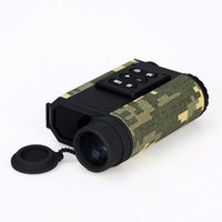 Wholesale New Arrival Laser Ranging Night Vision Integrated Laser Rangefinder For Hunting Outdoor Use CL27