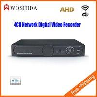 Wholesale 4CH P AHD DVR Analog HD Network Video Recorder Woshida