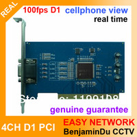 base security - Factory ch PCI DVR CARD FPS security surveillance camera digital video recorder card PC based dvr motion detection