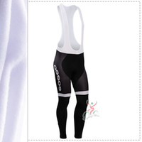 Wholesale free delivery thermal fleece winter warm team Cycling Bib pants functional pads bike wear Ciclismo clothing bike pants Straps trousers