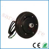 Wholesale 6 quot W V without brake electric wheel hub motor electric scooter motor