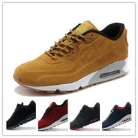 Wholesale 2015 New Top Quality Men AIR VT Hyperfuse Essential Running Shoes Men Walking Shoes White Black Sport Sneakers Max Size