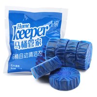 automatic cleaning toilets - Home amp Garden automatic toilet cleaner toilet deodorant g single bag fragrant pine treasure blue bubble toilet