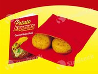potato express - Potato Express Microwave Cooker Cooking Tools Baked Package Bag Pocket Kitchen Steam Gadget Rushed Cozinha Washable Free DHL Factory Direct