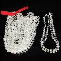 Wholesale New Arrival PC M Garland Diamond Strand Acrylic Crystal Bead Curtain Wedding DIY Decor Price