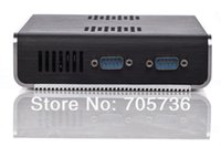 atom thin client - Intel Atom N270 Ghz Thin Client Mini PC Industrial computer with GB RAM GB SSD Dual COM Bit P Video supported