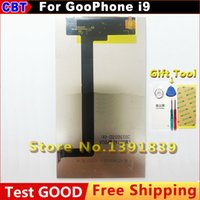 i9 - 100 new Original inch Digitizer LCD Display Replacement For GooPhone i9 Display LCD Screen Tool