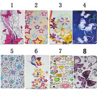 air paintings - For iPad Air Case quot Flowers and Plants Paintings Butterfly PU Leather Case For iPad Air iPad With Stand Function Cover