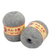 Cheap Cashmere Yarn Mink cashmere Yarns For Knitting Yarn or Knitting machine For Hand Knitting Sweater Scarf Baby Yarns