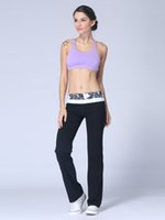 Wholesale Dropshopping Lulu Astro Yoga Pants For Women Fitness Suit High Quality Groove Legging Trousers Tight Fit
