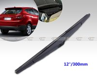 Wholesale 12 quot Rear Rain Window Windshield Wiper Blade For Kia Sportage Hyundai IX35 Tucson CA01376