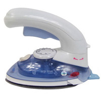 Wholesale Multifunction Travel Electric Steam Iron clothes iron W STEAM IRON STEAM BRUSH DRY WET function in