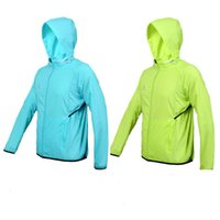 Wholesale Cycling Sports Breathable Reflective Jersey Cycle Clothing Long Sleeve Windproof Cycling Jackets With Cap Windbreak Jersey BC231