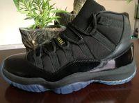Wholesale Legend Blue Retro Gamma Blue XI Bred Basketball Shoes Cheap Men Sports Shoes Discount Sports Sneakers Leather Mens Basketball Shoes