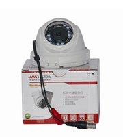 Cheap Hikvision DS-2CE5582P(N) -IR1 1 3 Inch DIS 600TVL high resolution 20m IR Distance IP66 rating Weatherproof Camera