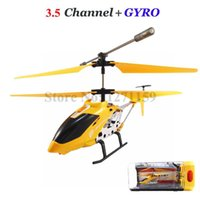 aircraft lamps - CH RC Helicopter with Gyro LED lamp is easy to control remote control aircraft