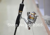 Cheap hot sale Spinning sea fishing reel Lure fishing reel SG2000A round pole fish spinning reel metal (FR005) free shipping
