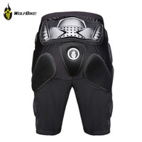 Wholesale Hockey Motorcycle Armor Shorts Off road Motorcross Downhill Mountain Bike Skating Extreme Sport Protective Gear Hip Pad WOLFBIKE