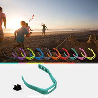 Wholesale TPU Wrist Strap Garmin Vivofit Wireless Activity Bracelet Wristband With Metal Clasp Colorful Watchband Strap
