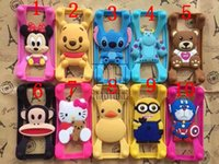 Wholesale Hot sale Universal cell phone Protective shell Bumpers love kitty bowknot Bumpers Silicone Case Cover For Mobile Phone Within