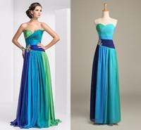 Cheap Chiffon Prom Dress Best Prom Dress Crystal