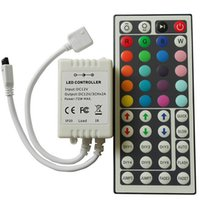 Wholesale Hot Key Key IR Remote Controller For SMD LED RGB Light Strip