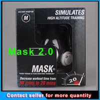 fitness equipment - Hot Mask S M L Size Mask Boxing High Altitude Men Fitness Supplies Sport Mask Outdoor Fitness Equipment Contact me get more pics Uptoyou
