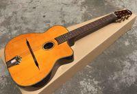 cedar - solid red cedar top Jango acoustic guitar inch professional guitar