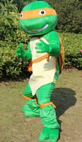 Cheap Mascot Costumes Teenage Mutant Ninja Turt Best Unisex Free Size mascot costume