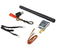 hot vedio - 2015 hot sell original TS5823 G GHz mW CH Mini FPV wireless audio vedio AV Transmitter for DJI Phantom KM range