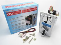 Wholesale KAI C Zinc alloy front plate Advanced CPU Coin Selector Acceptor suitable for coins and tokens
