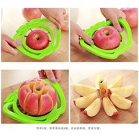 Wholesale 2015 hot sale fruits tool apple stainless steel kitchen fruit tool apple slicer knife cutter Factory direct supply wholesales freeshipping