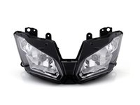 Wholesale Motorcycle Headlights for Kawasaki Ninja EX300 Ninja300 EX300 Clear Color Brand New