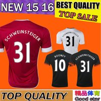memphis - Top Thai Quality football jerseys Adult HOME AWAY SCHWEINSTEIGER MEMPHIS MATA Men Football Soccer Jerseys