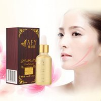 Wholesale Top Quality V Line Face Lifting Essential Oil for Face Slimming Double Chin Tightening China herbal essence